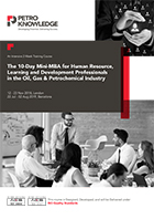 The 10-Day Mini-MBA for Human Resource,  Learning and development professionals  in the Oil, Gas & Petrochemical Industry