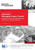 Advanced Managing Project Control