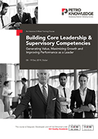 Building Core Leadership & Supervisory Competencies