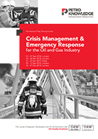Crisis Management & Emergency Response for the Oil and  Gas Industry
