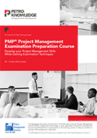 PMP® Project Management Examination Preparation Course