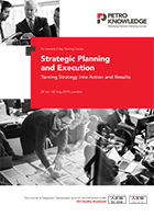 Strategic Planning and Execution