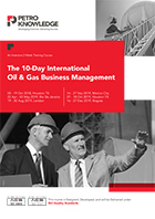 The 10-Day Training Course on  International Oil & Gas Business Management