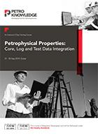 Petrophysical Properties: Core, Log and Test Data Integration