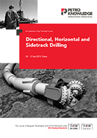 Directional, Horizontal and  Sidetrack Drilling