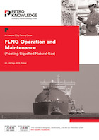 FLNG Operation and Maintenance (Floating Liquefied Natural Gas)