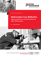Hydrocarbon Loss Reduction