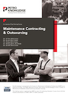 Maintenance Contracting & Outsourcing