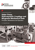 Sulzer Pump, Hydrodynamic Couplings  and  Bergmann Mechanical Seals