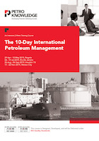 The 10-Day Training Course on International Petroleum Management