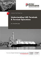 Understanding LNG Terminals & Terminal Operations