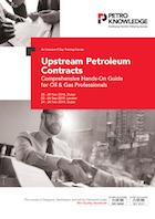 Upstream Petroleum Contracts