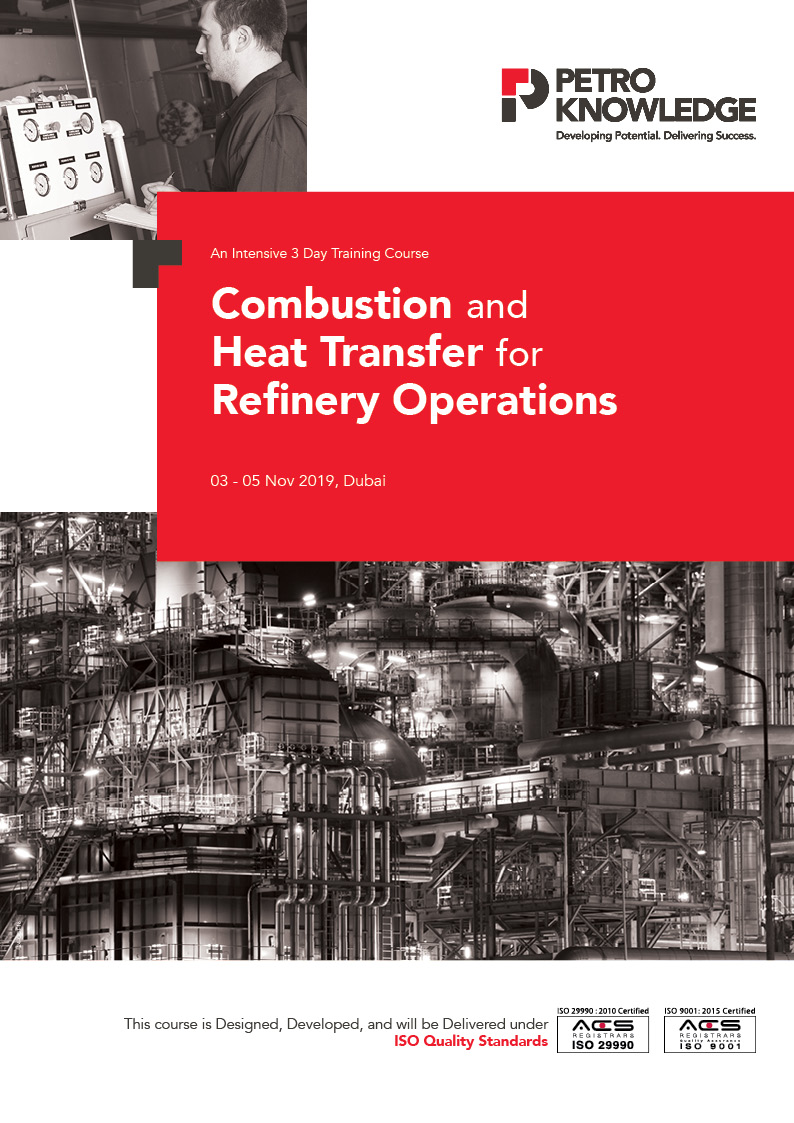 Combustion and Heat Transfer for Refinery Operations