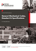 General Mechanical codes, Standards & Specifications