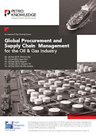 Global Procurement and Supply Chain Management for the Oil & Gas Industry