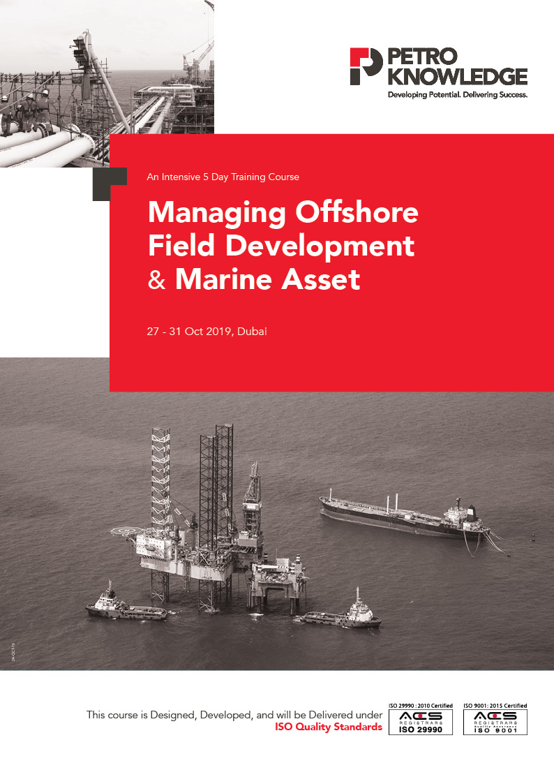 Offshore Field Development & Marine Asset Training Course ...
