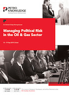 Managing Political Risk in the Oil & Gas Sector