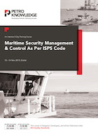 Maritime Security Management  & Control As Per ISPS Code