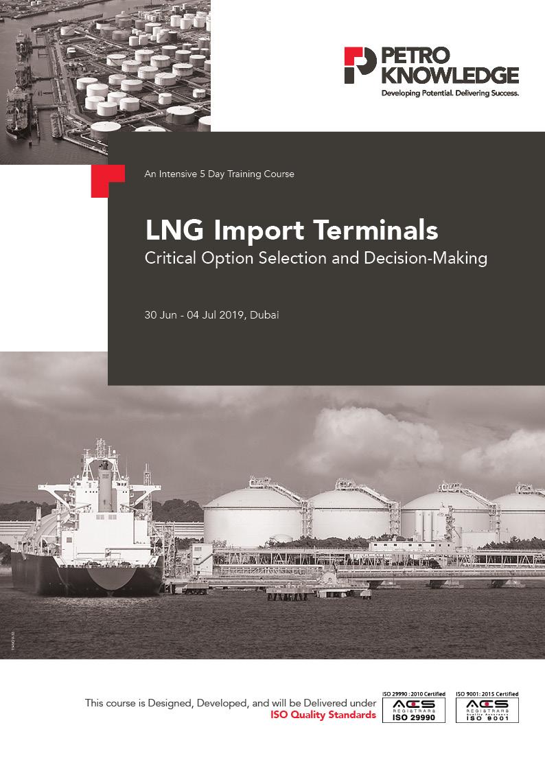 LNG Import Terminals