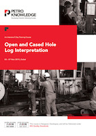 Open and Cased Hole Log Interpretation