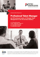 Professional Talent Manager