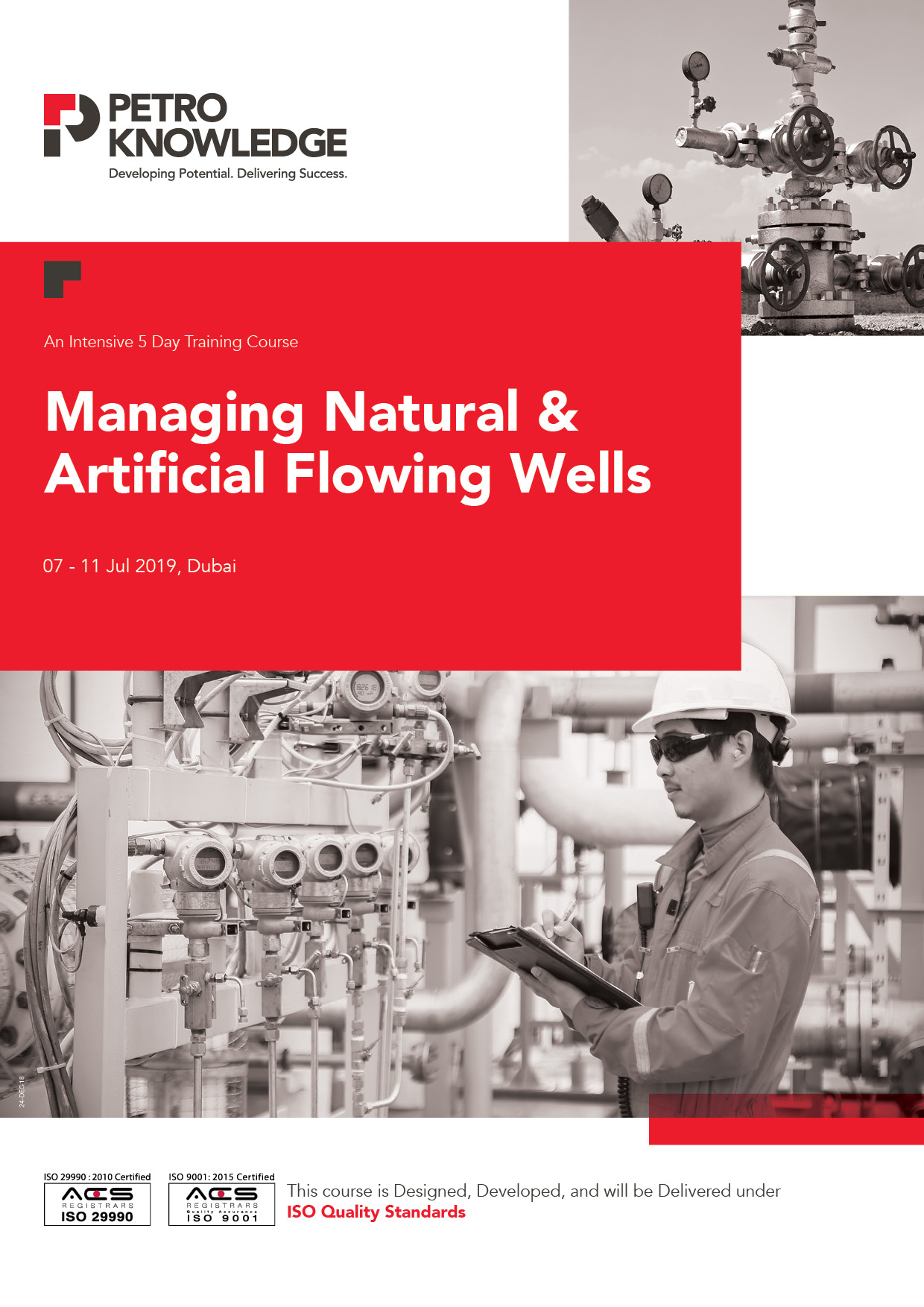 Managing Natural & Artificial Flowing Wells