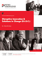 Disruptive Innovation and Solutions in Change (D.I.S.C.)
