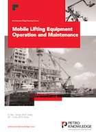 Mobile Lifting Equipment Operation and Maintenance