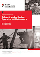 Subsea & Marine Design, Operation and Maintenance