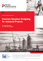 Concrete Structure Designing for Industrial Projects