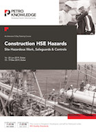 Construction HSE Hazards