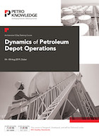 Dynamics of Petroleum Depot Operations