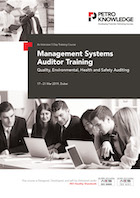 Management Systems Auditor Training