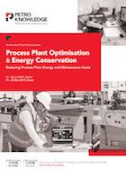 Process Plant Optimisation & Energy Conservation