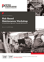 Risk Based Maintenance Workshop