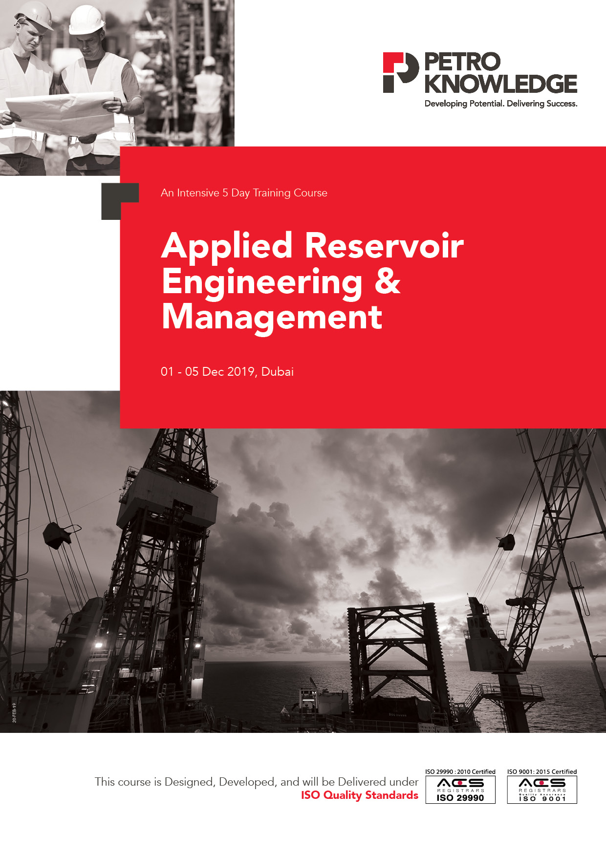 Applied Reservoir Engineering & Management