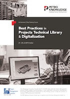Best Practices in Projects Technical Library & Digitalization