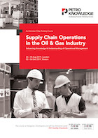 Supply Chain Operations in the Oil & Gas Industry