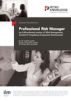 Professional Risk Manager