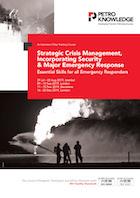 Strategic Crisis Management, Incorporating Security & Major Emergency Response