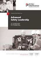 Advanced Safety Leadership