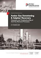 Amine Gas Sweetening & Sulphur Recovery