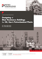 Designing of Blast Resistance Buildings for Oil, Gas & Petrochemical Plants