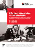 Effective Problem Solver and  Decision Maker