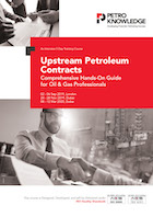 Upstream Petroleum Contracts