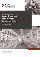 Xmas Trees and Well Heads: Operation and Testing