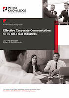 Effective Corporate Communication for the Oil & Gas Industries