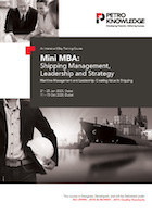 Mini MBA: Shipping Management, Leadership and Strategy