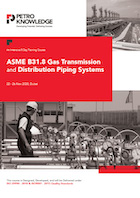 ASME B31.8 Gas Transmission and Distribution Piping Systems