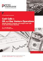 Cash Calls in Oil & Gas Venture Operations